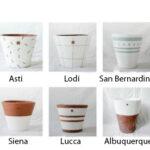 Überblick Cono Pots