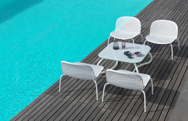 Ninfea Relax poolview